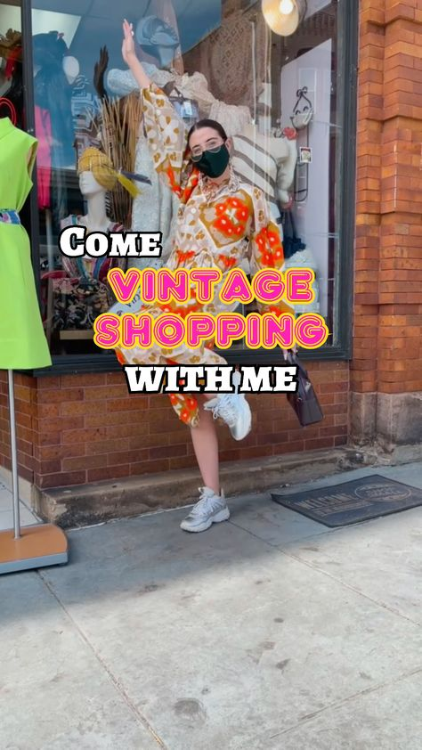 Come Vintage Shopping with me in New Jersey