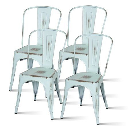 Wrenshall Social Mid Century Side Chair Metal Dining Chairs Side Chairs Dining Chair Set