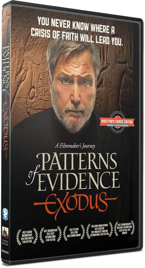 Patterns Of Evidence Exodus Review Flyby Patternsofevidence Exodus Documentaries Filmmaking