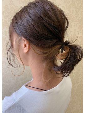 最新トレンド人気の髪型から厳選ピックアップ ミディアム インナー