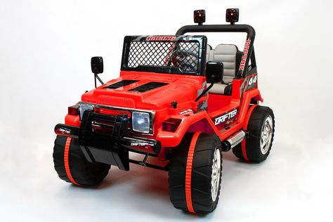 Jeep Wrangler Style 12v Kids Ride On Car Mp3 Battery Powered