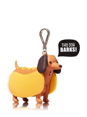 Barking Hot Dog Pocketbac Holder Bath Body Works Bath