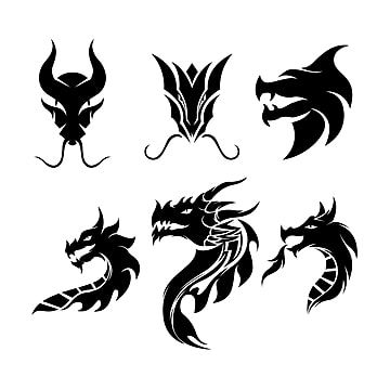 Dragon Head Vector Image Logo Logo Icons Dragon Icons Head Icons Png And Vector With Transparent Background For Free Download Dragon Icon Vector Images Dragon Head