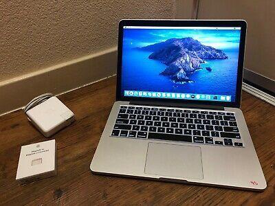 2015 Apple Macbook Pro 13 Core I7 3 1ghz 16gb Ram In 2020 Apple Macbook Apple Macbook Pro Macbook Pro 13