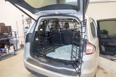 Zwischengitter Angepasst An Die Ruckenlehne Mit 1 Notklappe Trenngitter Heckgitter Im Ford Galaxy Home Appliances Box Fan