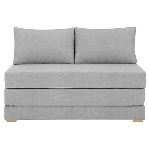 House By John Lewis Kip Small Sofa Bed With Foam Mattress Small Sofa Sofa Bed Uk Small Double Sofa Bed