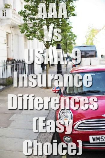 Usaa Vs Aaa 9 Insurance Differences Easy Choice Car Insurance Comparison Insurance Comparison Insurance