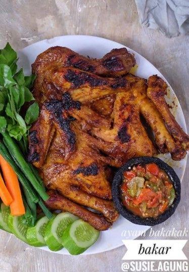 Resep Ayam Bakakak Bakar Di 2020 Resep Ayam Resep Ayam Tandoori