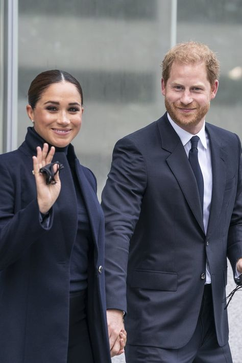 See Prince Harry's Archie's Papa Briefcase in NYC: Photos