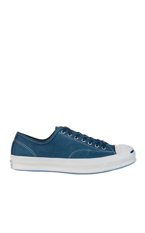 9c69d0ec940f Converse Jack Purcell Signature OX Blue Fir