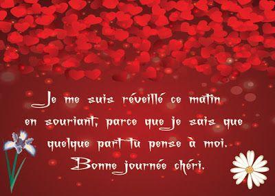 Texte Damour Pour Souhaiter Bonne Journée Souhaiter Bonne