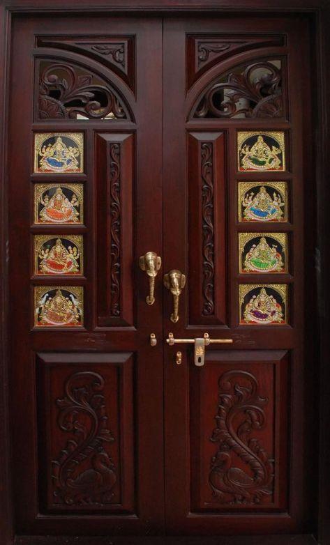 Traditional Main Door Design Indian 36 New Ideas In 2020 Room Door Design Pooja Room Door Design Door Design Wood