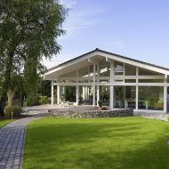 Huf haus bungalow preis | Luxus | Haus bungalow, Bungalow ...