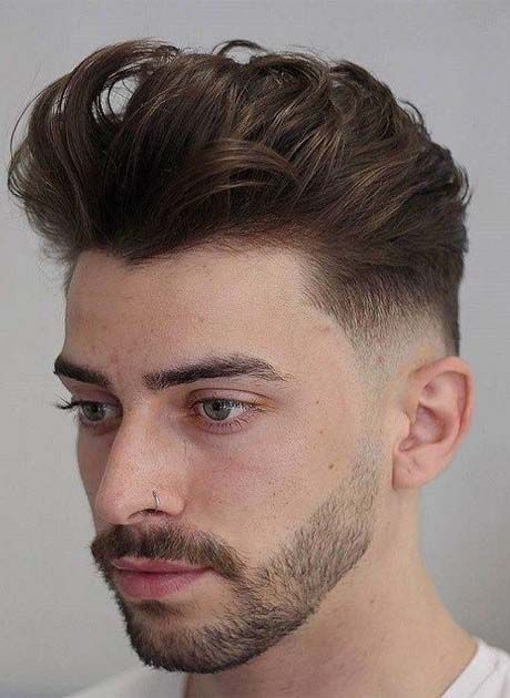 Medium Wavy Haircuts For Mens 2018 2019 Latest Fashion Trends Hottest Hairstyles Ideas Inspiration Wavy Haircuts Mens Haircuts Medium Mens Hairstyles Medium