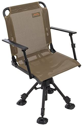 Alps Outdoorz Stealth Hunter Blind Chair In 2020 Hunting Chair Blinds Chair