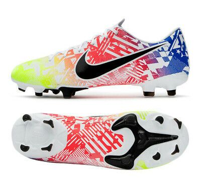 Nike Mercurial Vapor 13 Academy Njr Fg Mg Soccer Cleats Neymar Shoes Boots Ebay In 2020 Neymar Shoes Soccer Cleats Shoe Boots