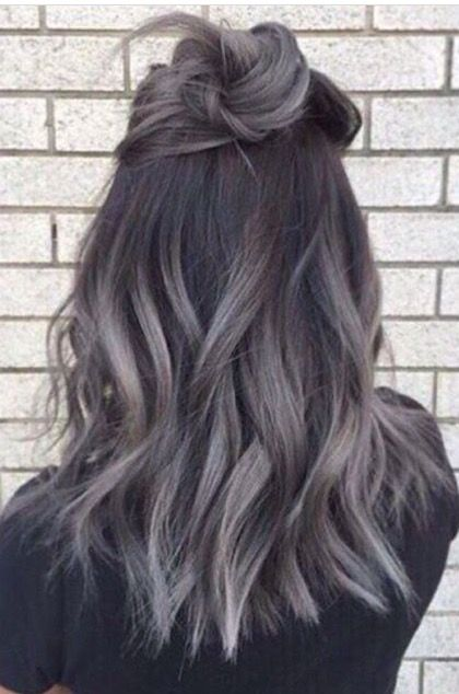 15 best Sliver Purple Hair images on Pinterest | Hairstyles, Hair ...