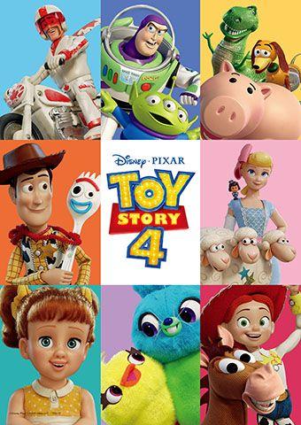 D 300 012 Tenyo Disney Pixar Toy Story 4