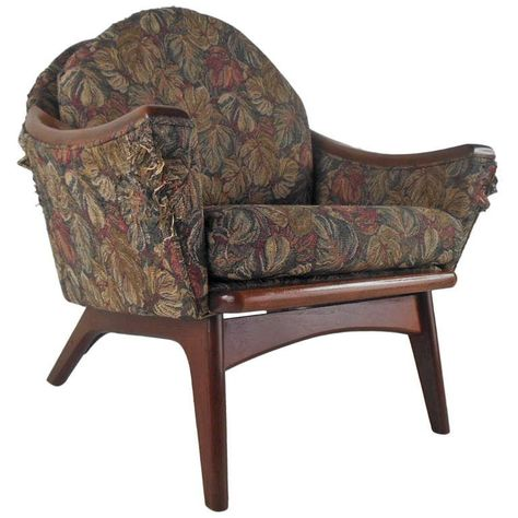 Adrian Pearsall Lounge Chair 1806 C