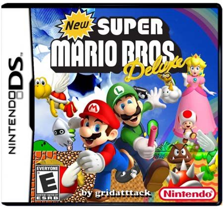 New Super Mario Bros Deluxe V1 2 Nds Rom Hack Https Www Ziperto Com New Super Mario Bros Deluxe Super Mario Bros Mario Bros Dc Super Hero Girls