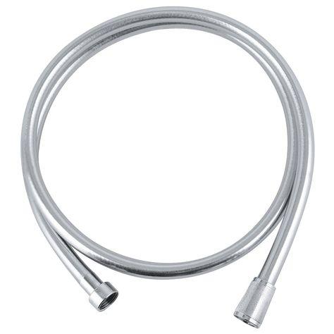 Flexible De Douche Chrome L150 Cm Grohe Silverflex