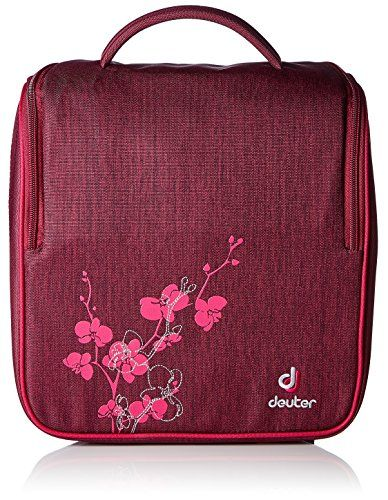 various styles premium selection best prices Deuter Damen Kulturtasche Wash Room, Blackberry Dresscode ...