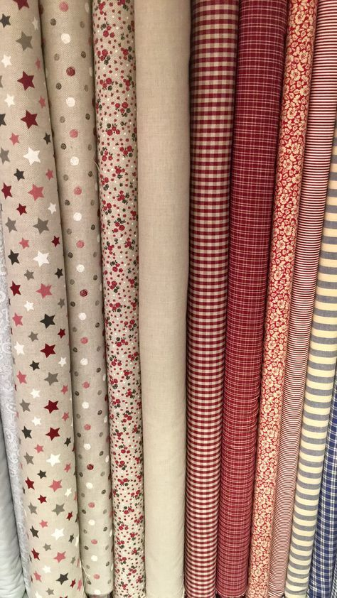 Nuevas Telas De Lino Venta Online Www Bordadosypatchworkamelia Com Pedidos Telefónicos 971250635 Fabric Trimmings Shabby Chic Fabric Sewing Fabric