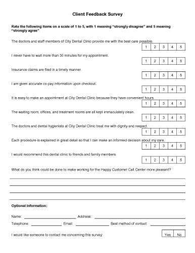 Download Free Template Survey Template Surveys Customer Survey