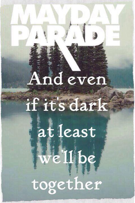 Mayday parade lyrics // don't give up on me please
