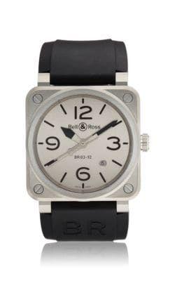 Bell Ross Br 03 92 Watch Black Bellross Bell Ross Best Watches For Men Mens Designer Watches
