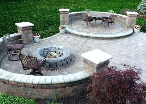 Brick Fire Pit Ideas Cool Fire Pits Cool Fire Pit Designs