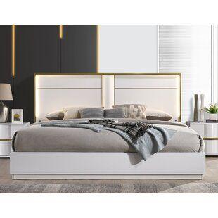 Fleur De Lis Living Dodge Platform Bed Best Master Furniture Upholstered Platform Bed Platform Bed