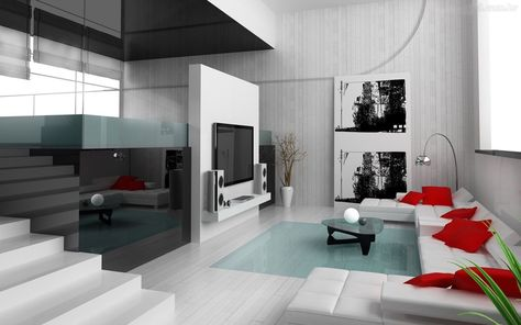 Large Wall Art For Living Rooms: Ideas & Inspiration | Modern Chic ...