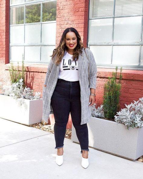 Stylish Plus-Size Fashion Ideas – Designer Fashion Tips