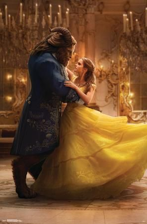 Beauty The Beast Ballroom Dance Prints In 2020 Dance Poster