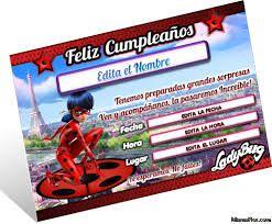 Image Result For Editar Invitaciones De Cumpleaños De