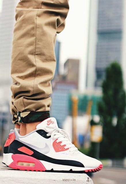 footwear multiple colors wholesale outlet Nike-Air-Max-90-look-book-masculino-tênis-masculino-tendências ...