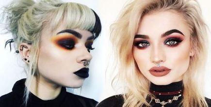 Best Makeup Grunge Tutorial Trends Ideas Best Makeup Grunge