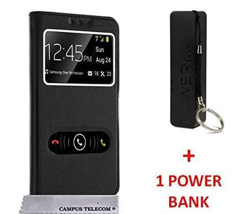 1 Etui Housse Folio Pochette Samsung Galaxy Xcover 3 X Cover 3 1 Power Bank Batterie Externe De Secours By Dc Etui A Fene Batterie Externe Samsung