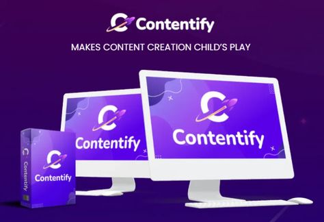 Contentify Review OTO 1,2,3 UPSELL 1,2,3 All Download Links Here >>