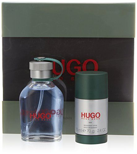 Hugo Boss Hugo Green Eau De Toilette Spray And Deo Stick Gift Set For Men Eau De Toilette Perfume Bottles Hugo