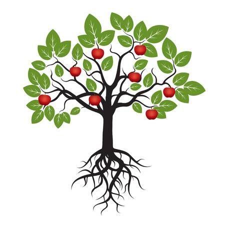 Arboles Verdes Bonitos Con Frutos Busqueda De Google Arboles Verdes Dibujos Feliz Dia De La Madre