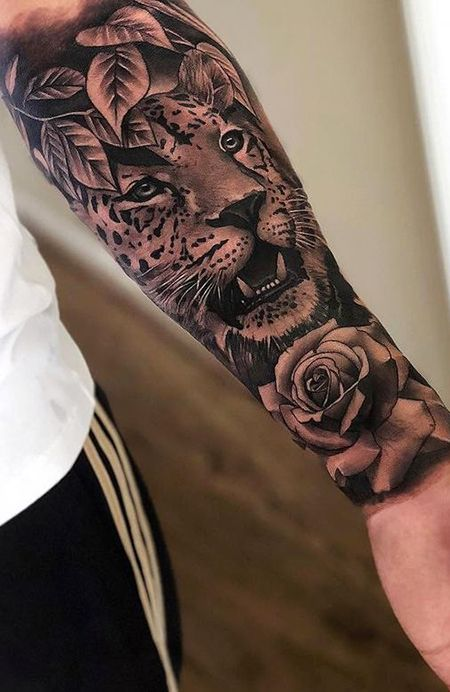 30 Cool Forearm Tattoos For Men Sleeve Tattoos Forearm Tattoo Men Best Sleeve Tattoos