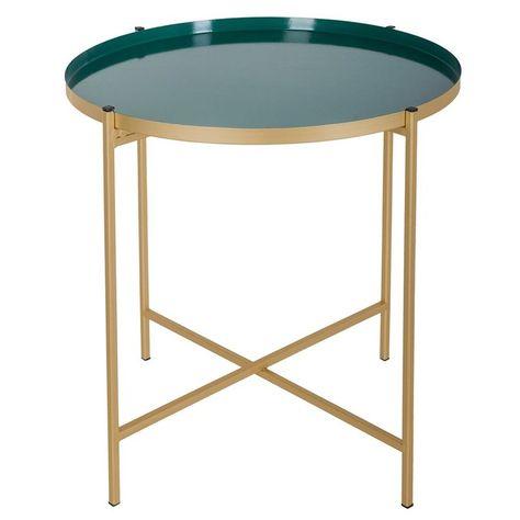 Table A Cafe En Metal Sanat Vertpour Une Ambiance Chic En Plein C
