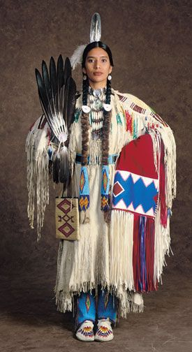 "9a103d6d3 Nez Perce Horse Costumes | am Niimiipuu , the people also known as Nez  Perce,"" says Angel ."