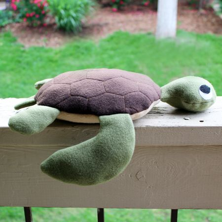 Scooter the Turtle PDF Sewing Pattern Easy to by whileshenaps, $9.00 ...