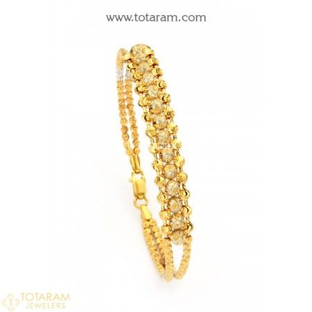 Gold Bracelets For Women With Images