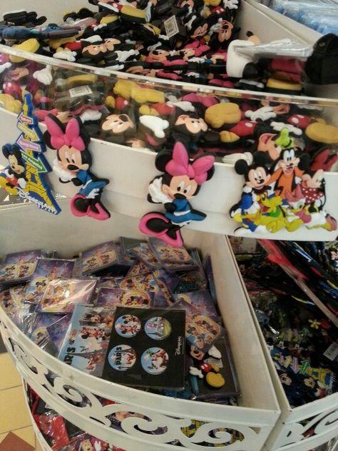 Aimant PARC PHOTOS Disneyland Paris MAGNET