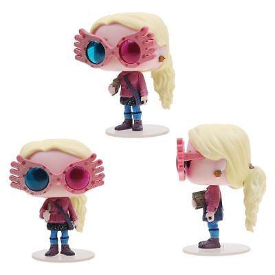 Junko Pop Harry Potter Luna Lovegood With Glasses #41 Action Figure Toys Model
