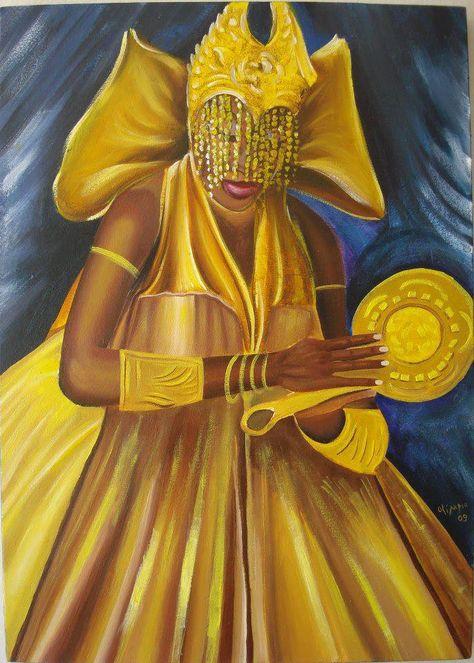 goddess of yoruba mythology